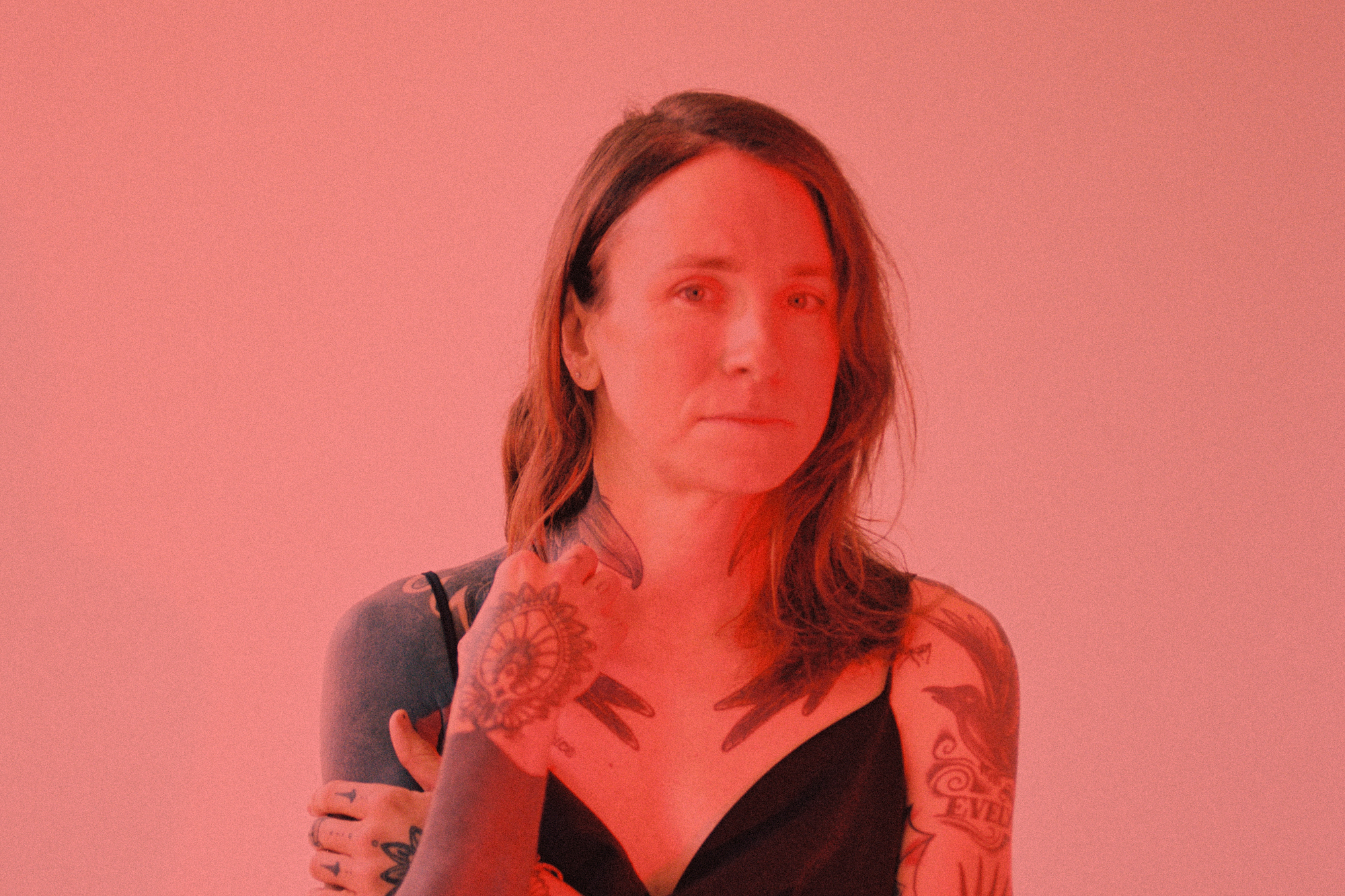 Laura Jane Grace Announces Live Concert at Four Seasons Total Landscaping With Brendan Kelly of the Lawrence Arms