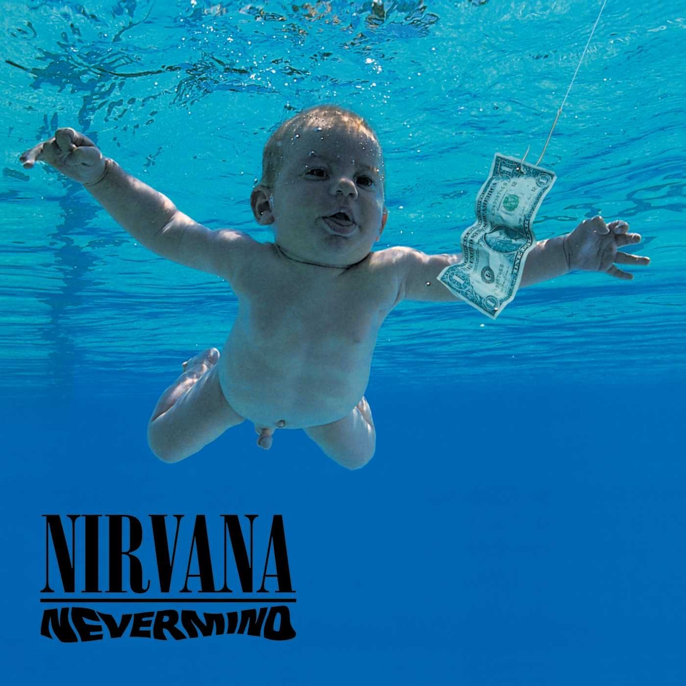 Nirvana's <i>Nevermind</i> Is Being Reissued for Its 30th Anniversary