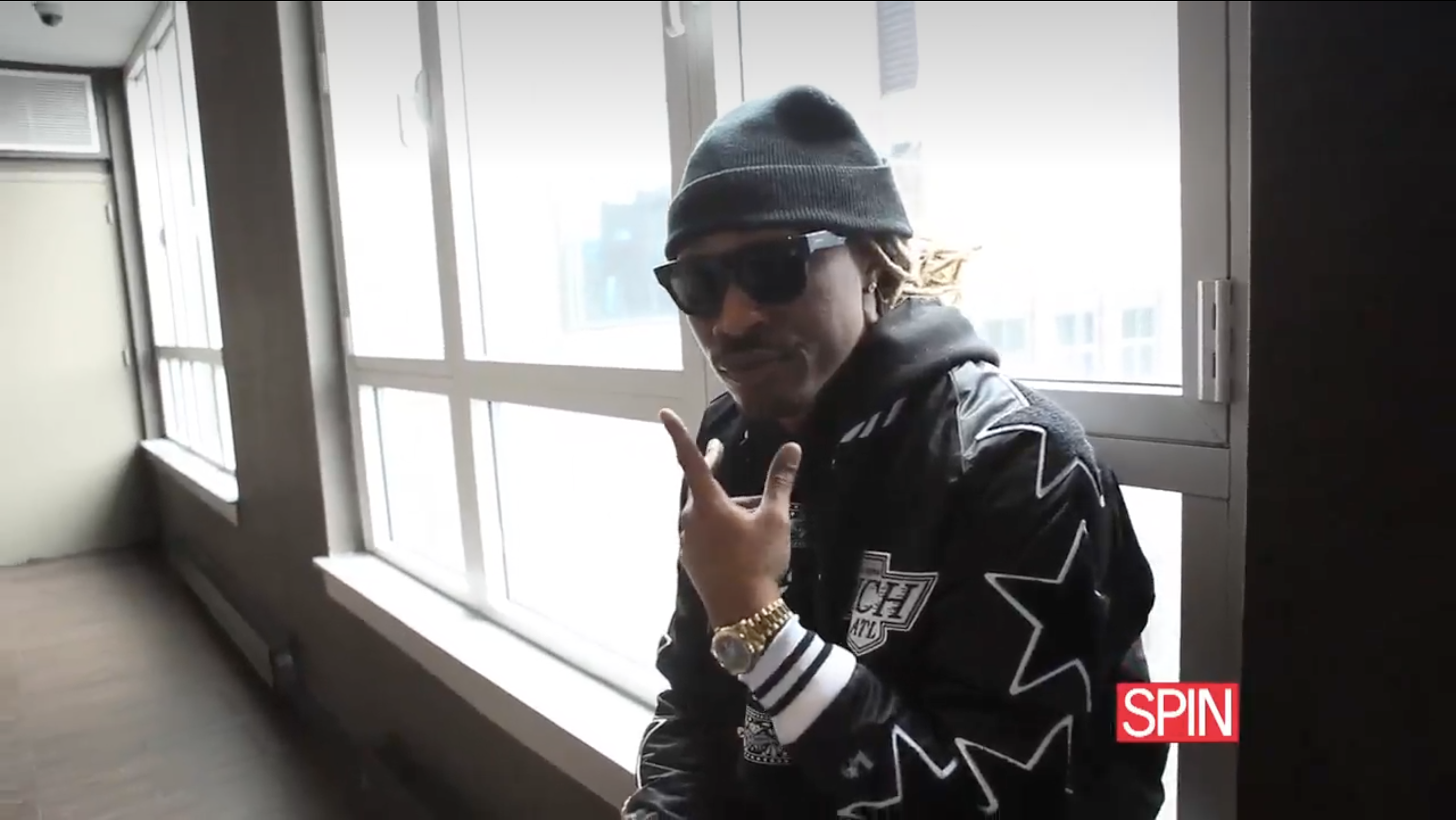 Behind The Cover: Future | SPIN
