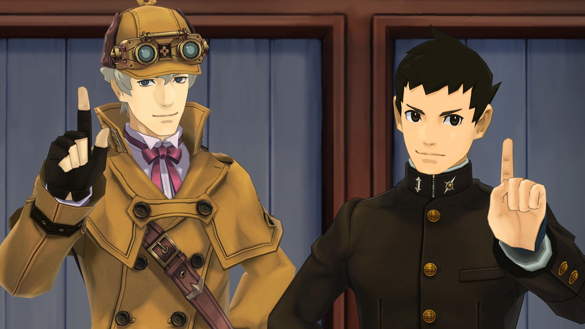 <i>The Great Ace Attorney Chronicles</i> Bring Japanese Courtroom Drama to Gamers Around the World