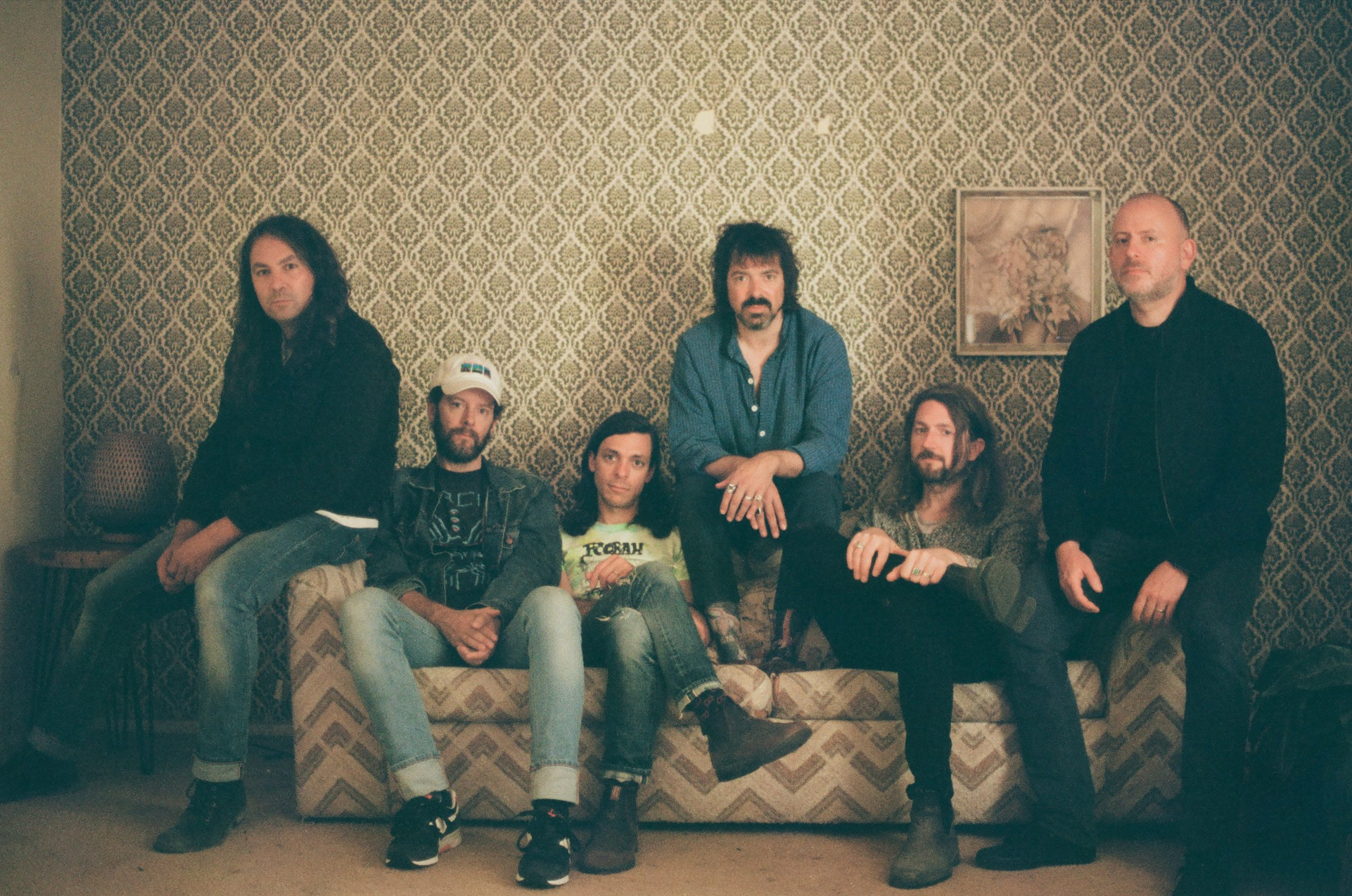 The War on Drugs Announce New Album, <i>I Don't Live Here Anymore</i> and Share 2022 Tour Dates