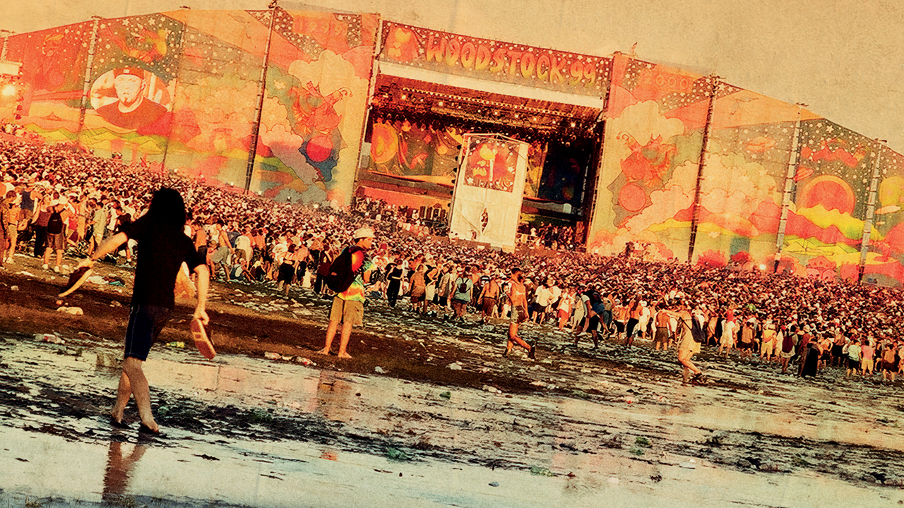 Watch the Trailer for <i>Woodstock '99: Peace, Love, and Rage</i>