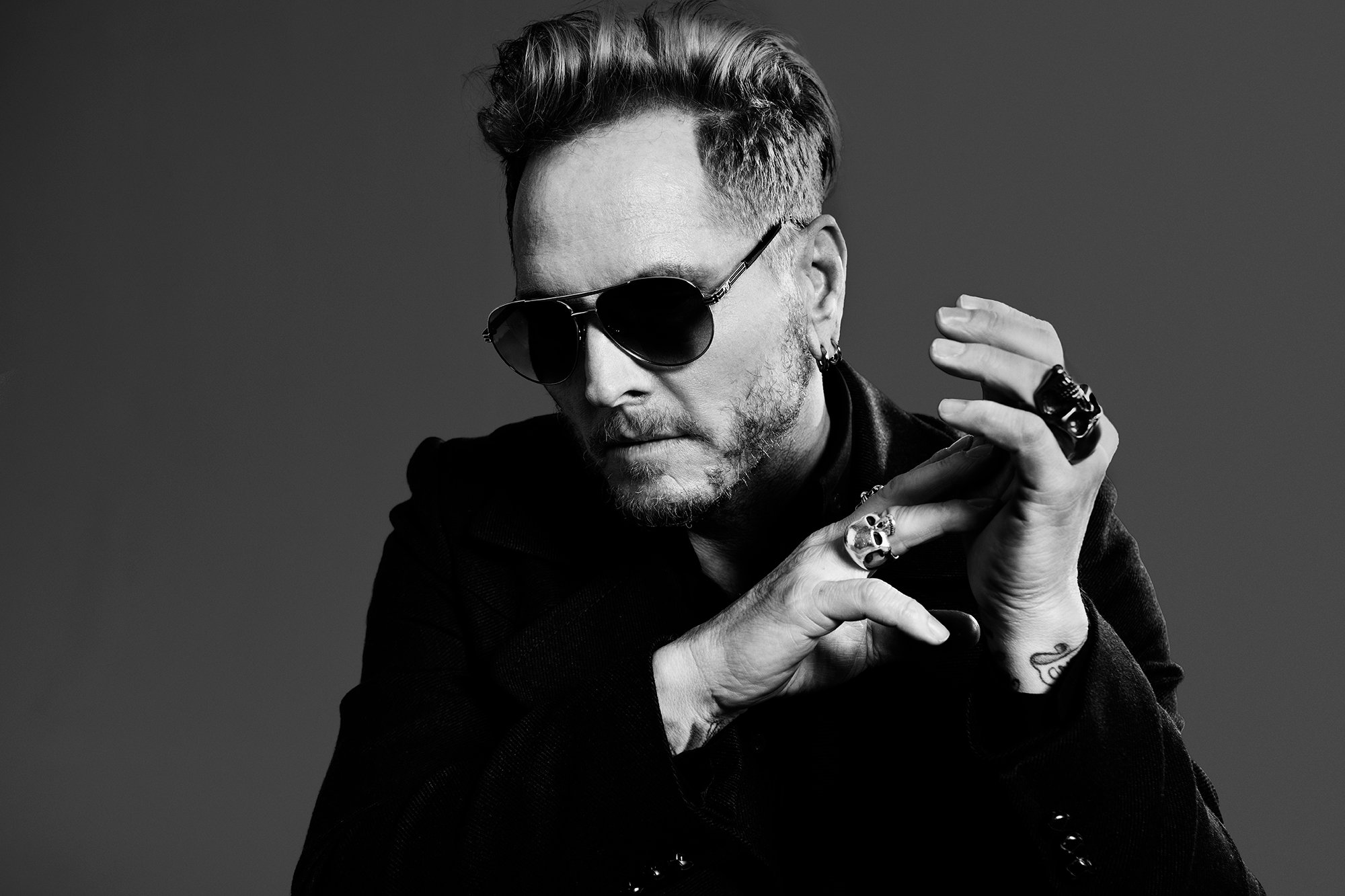5 Albums I Can't Live Without: Matt Sorum