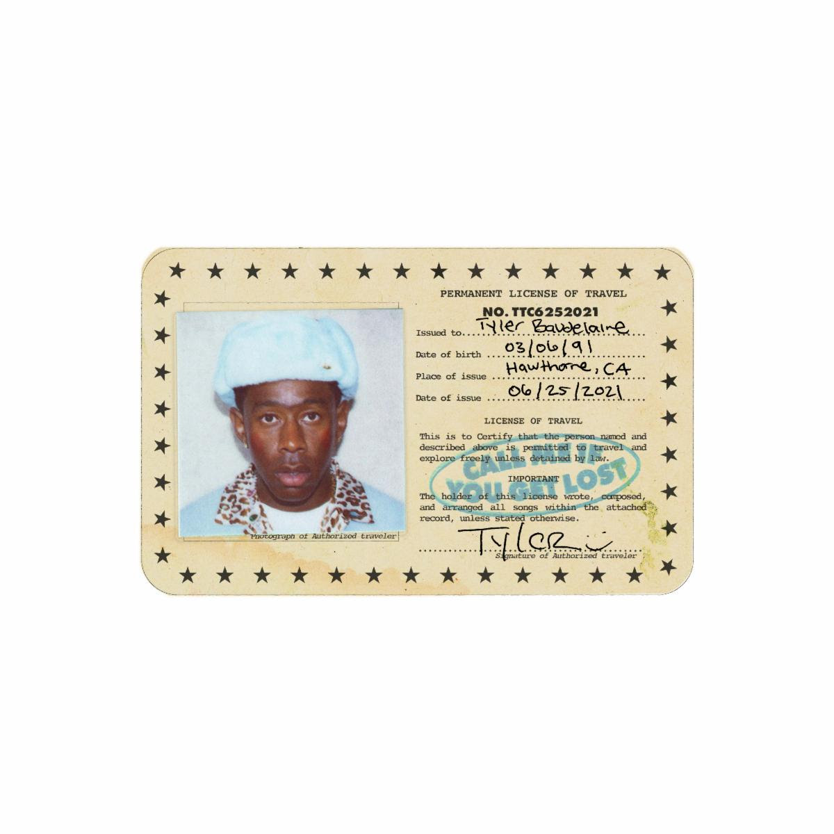 Tyler, the Creator Finds Himself on <i>Call Me If You Get Lost</i>