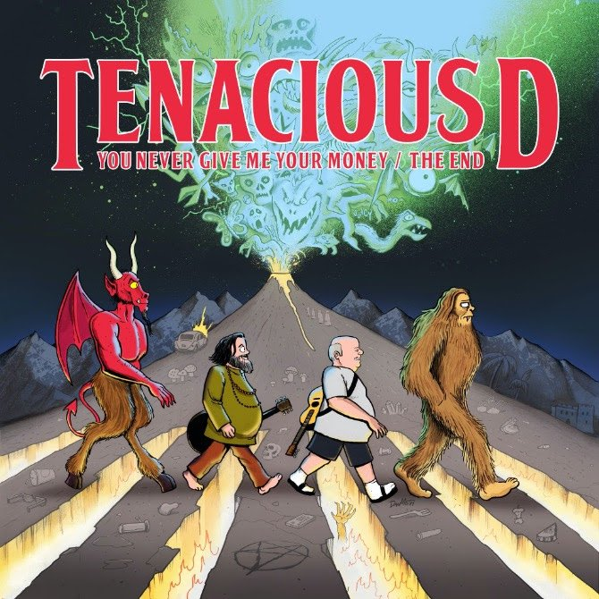 Tenacious D Beatles