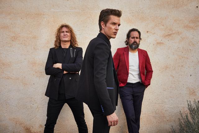 The Killers Announce New Album <i>Pressure Machine</i>