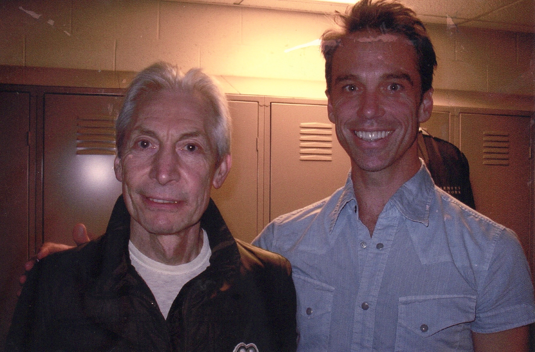 Matt Cameron Remembers Charlie Watts: 'The Epitome of Cool'