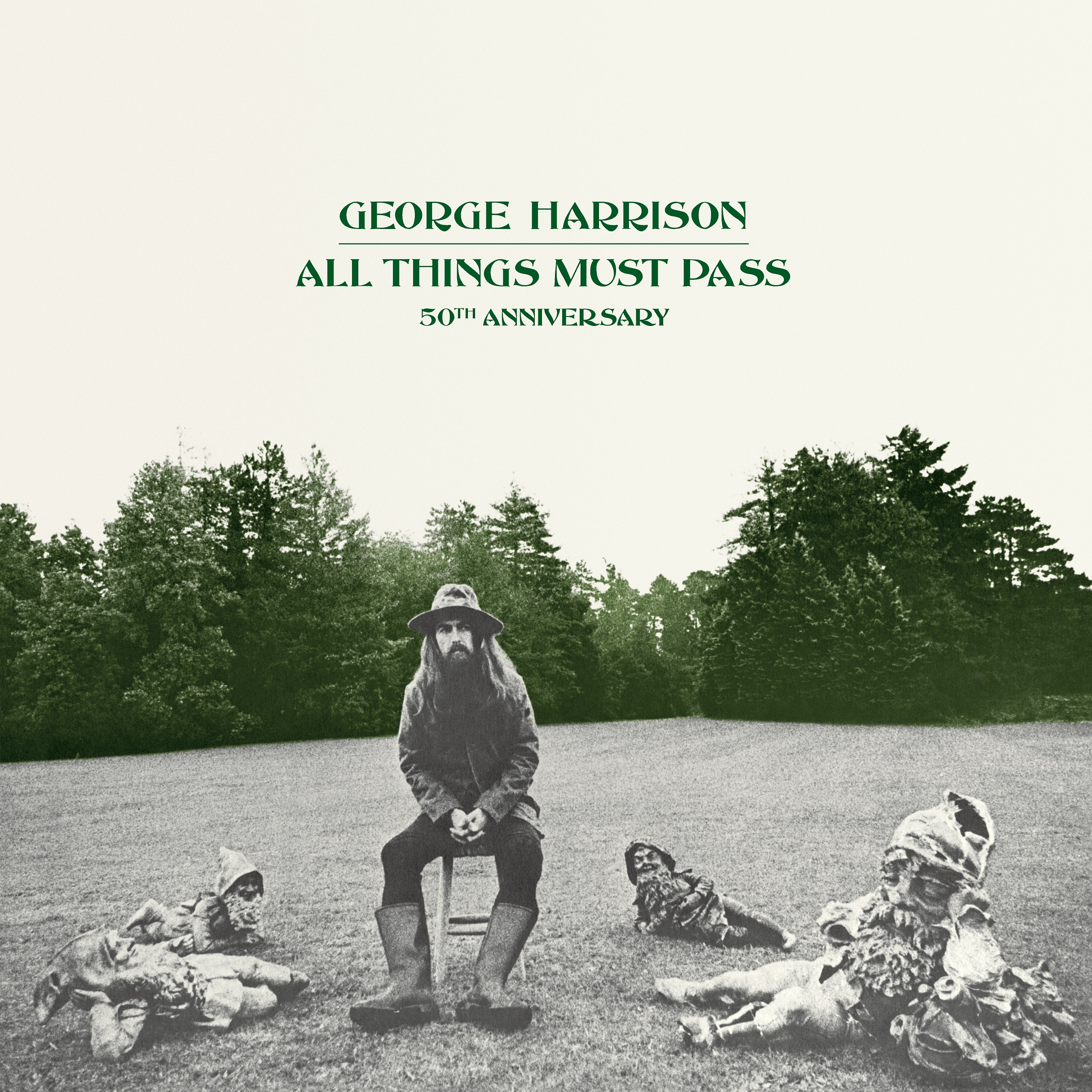 <i>All Things Must Pass – Super Deluxe Edition</i>: George Harrison's Epic Is Celebrated 50 Years On