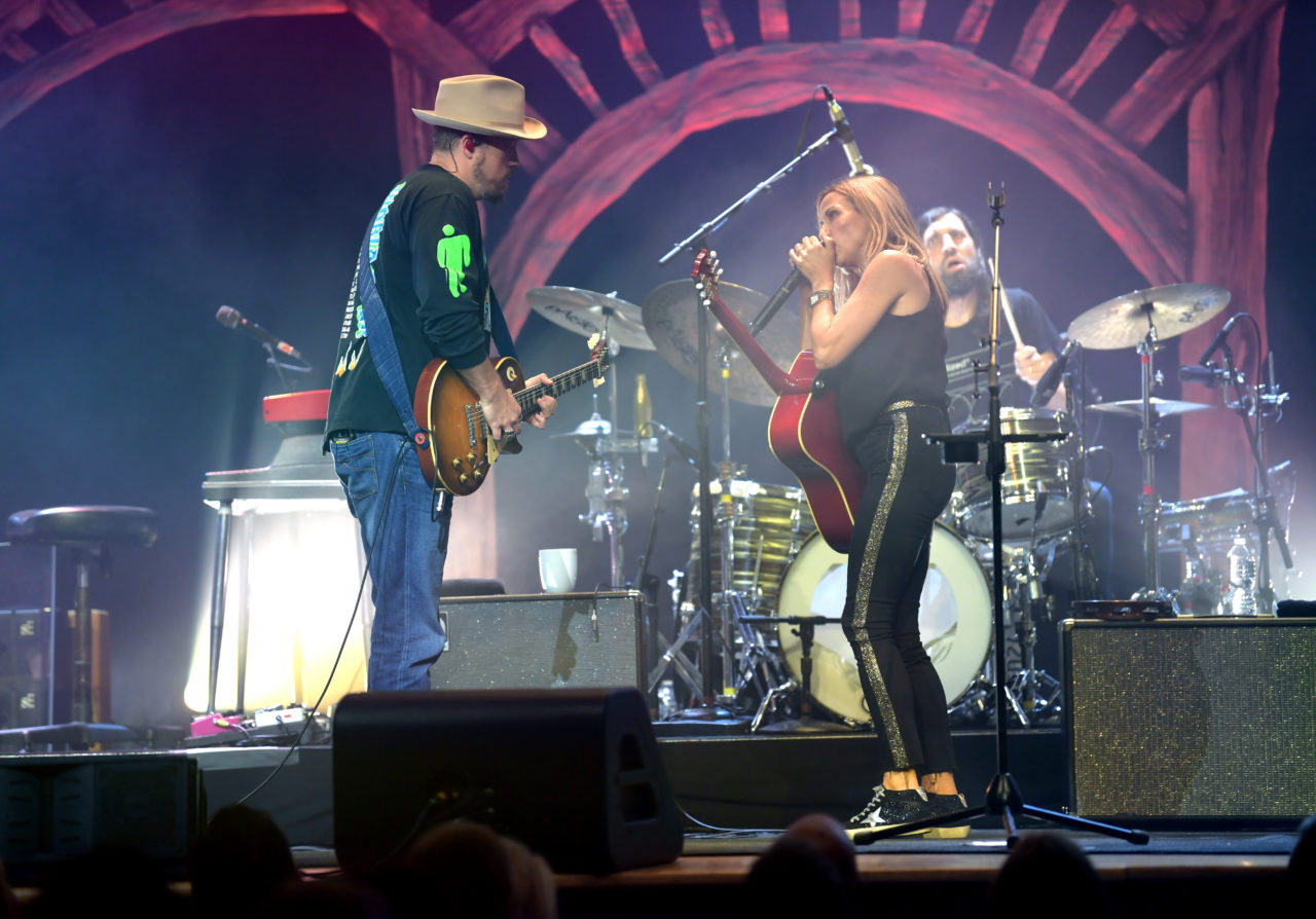 Sheryl Crow and Jason Isbell In Concert - Nashville, TN