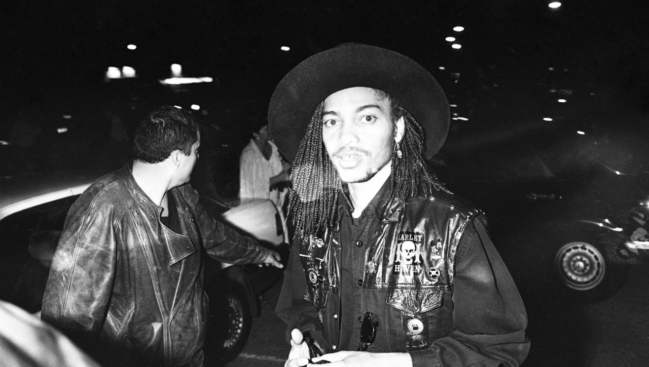 Terence Trent D'Arby at the Braemor Rooms 1989