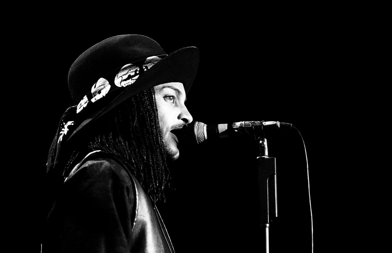 Terence Trent D'Arby Live in Concert