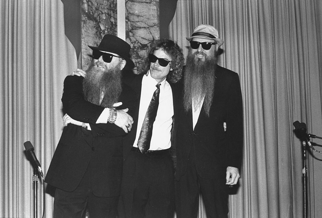 Dusty Hill;Billy Gibbons;Frank Beard