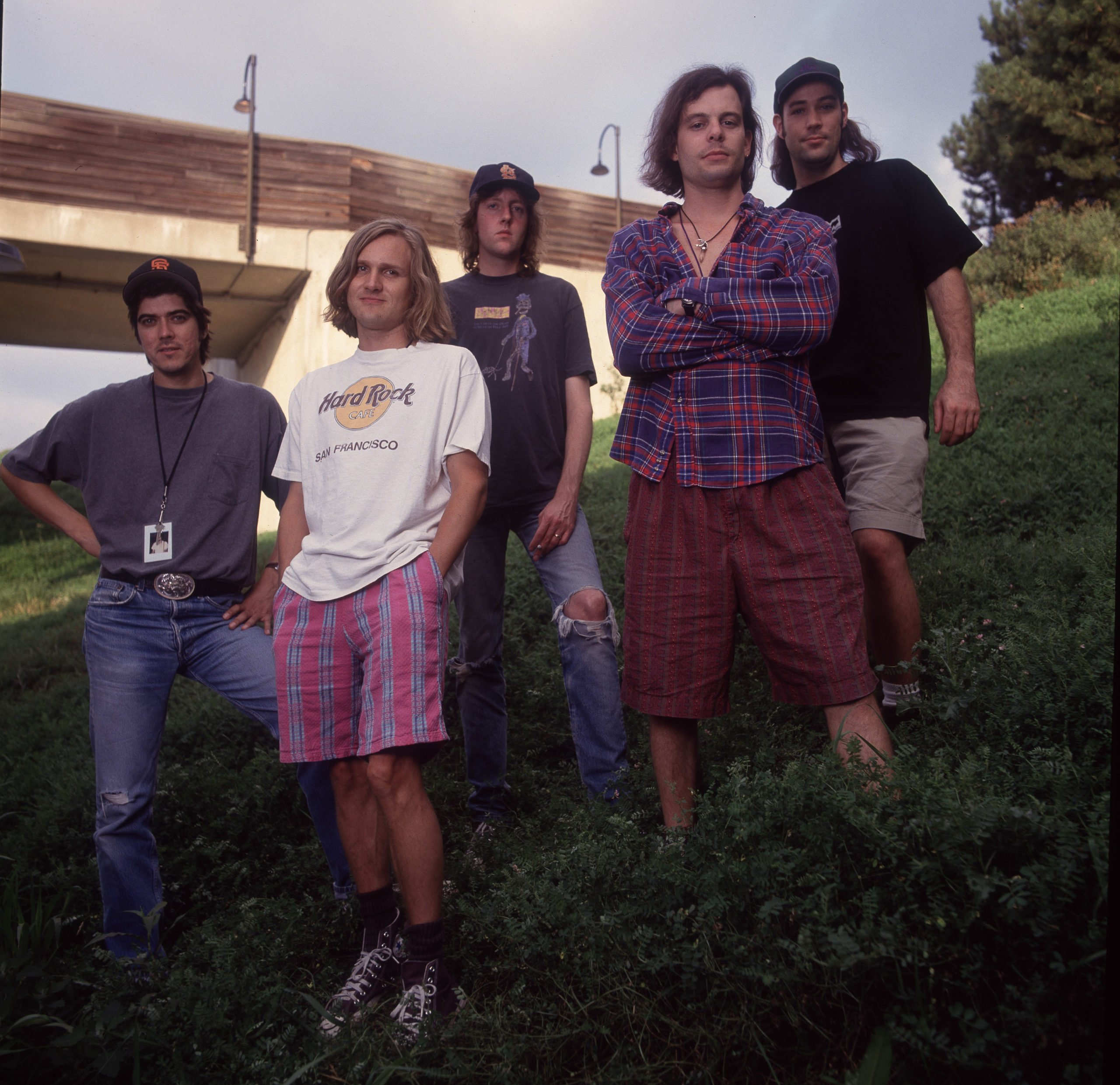 Portrait Of Gin Blossoms