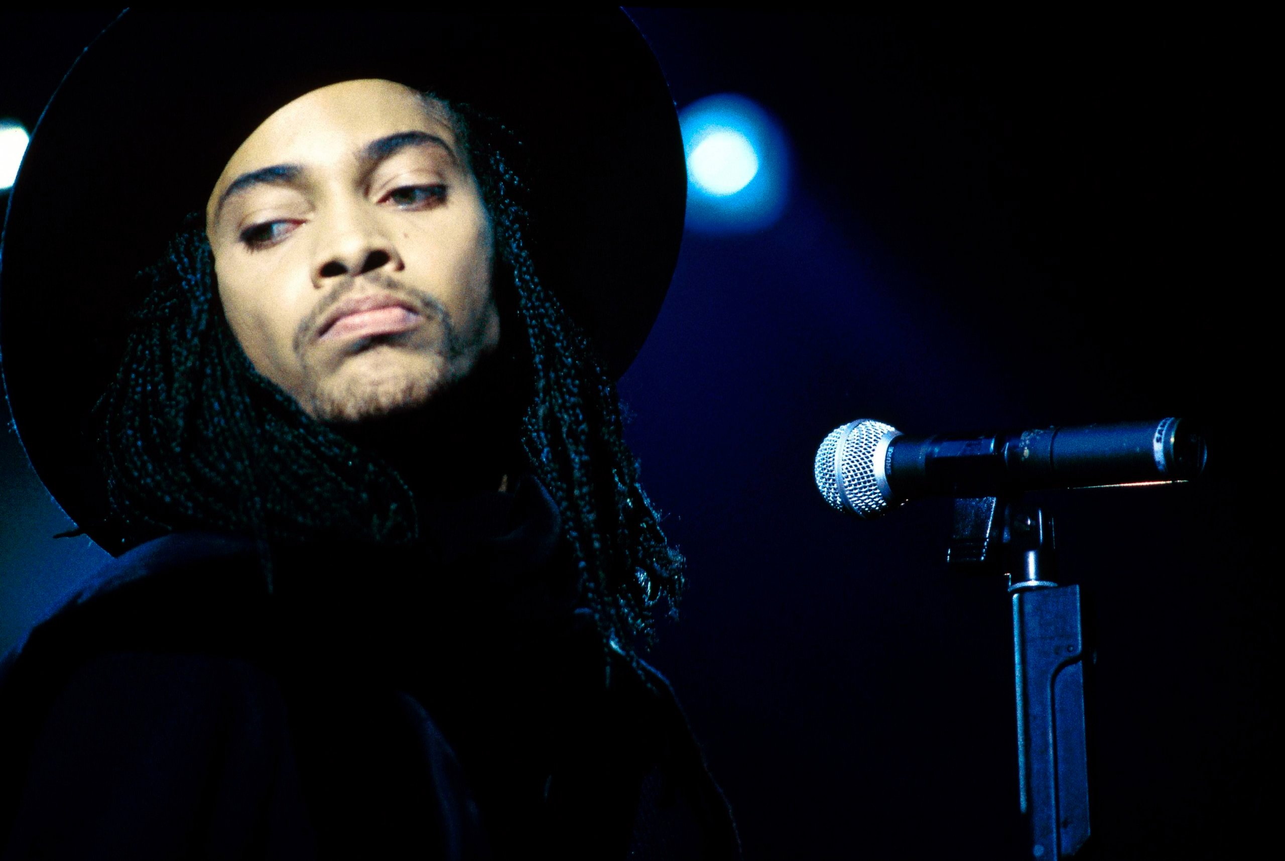 Son of a Preacher Man: Our 1989 Terence Trent D'Arby Cover Story