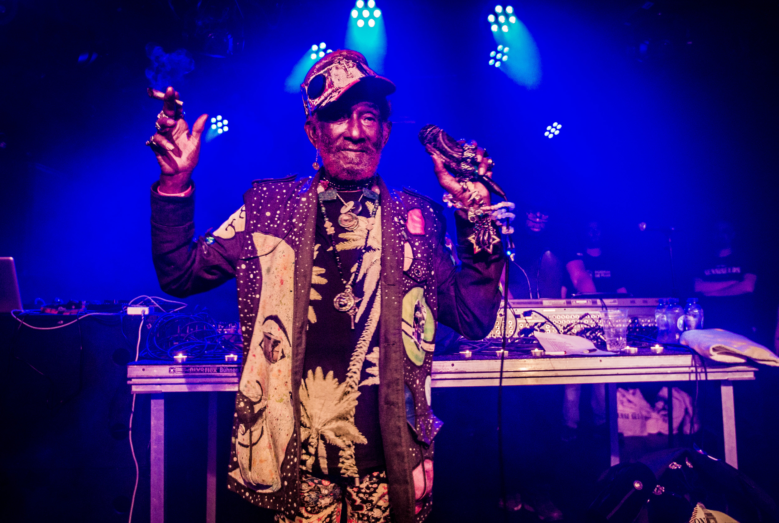 Lee 'Scratch' Perry, Reggae Legend and Dub Pioneer, Dies at 85