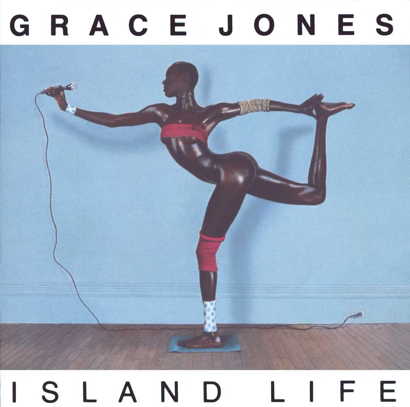 Grace Jones Island Life