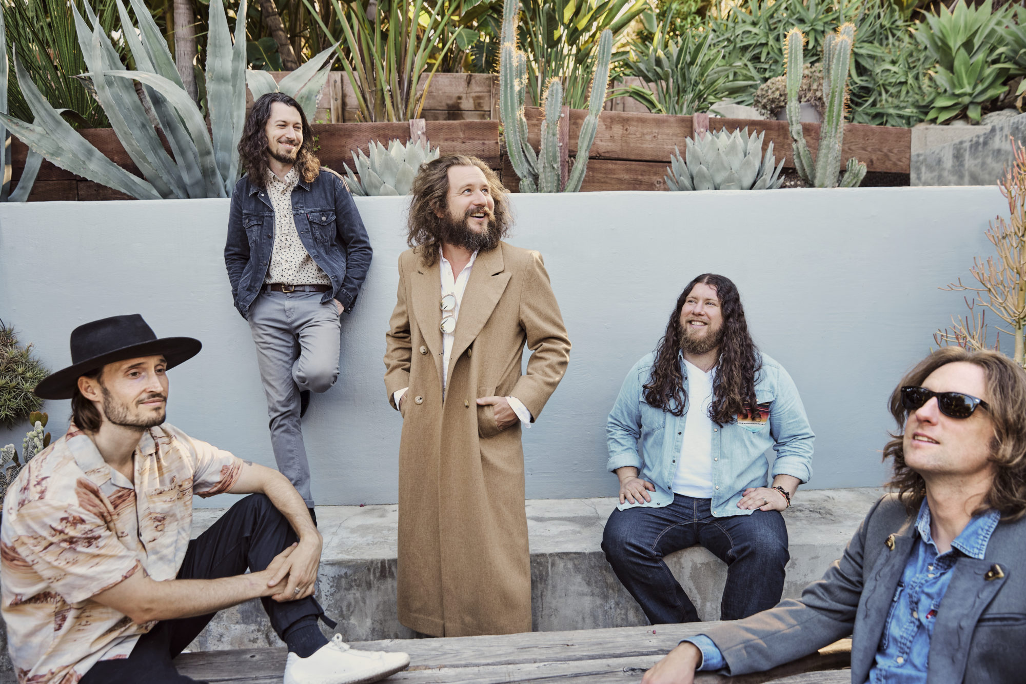 My Morning Jacket Announce New Self-Titled Album, Release 'Regularly Scheduled Programming'