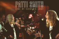 Listen to Patti Smith's New <i>Live at Electric Lady</i> EP