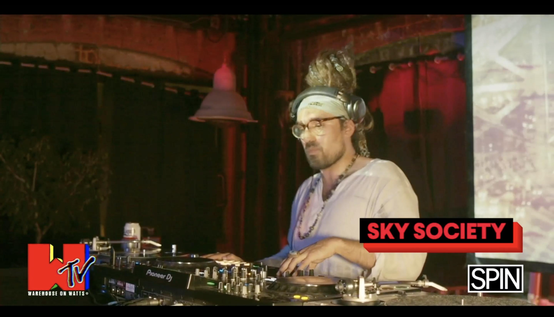 SPIN Sets  | Sky Society