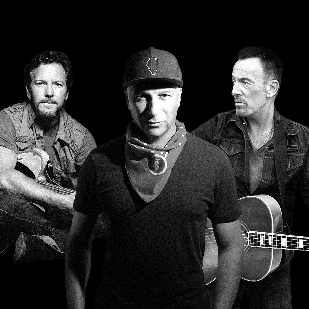 Tom Morello Enlists Eddie Vedder, Bruce Springsteen for 'Highway to Hell' Cover