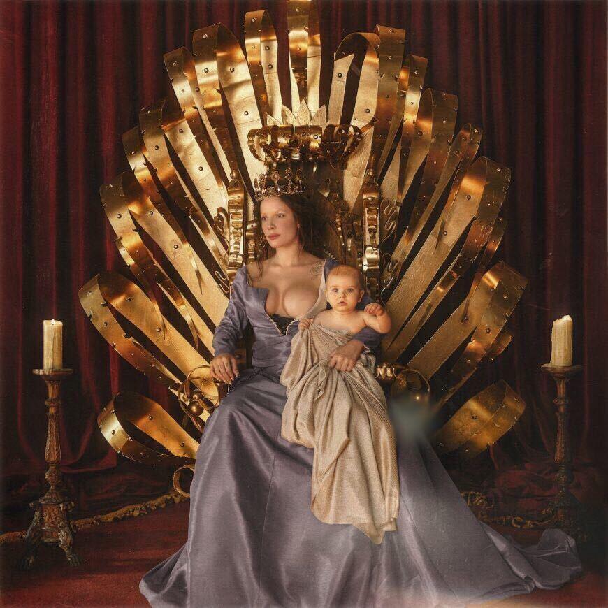 Halsey's <i>If I Can't Have Love I Want Power</i> Turns the Pop Artist into a Rock Star