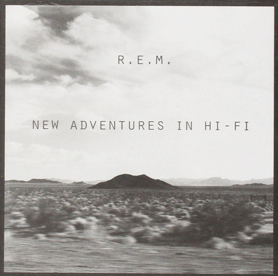 R.E.M. Announces Exclusive 25th Anniversary Reissue of <i>New Adventures in Hi-Fi</i><i></i>