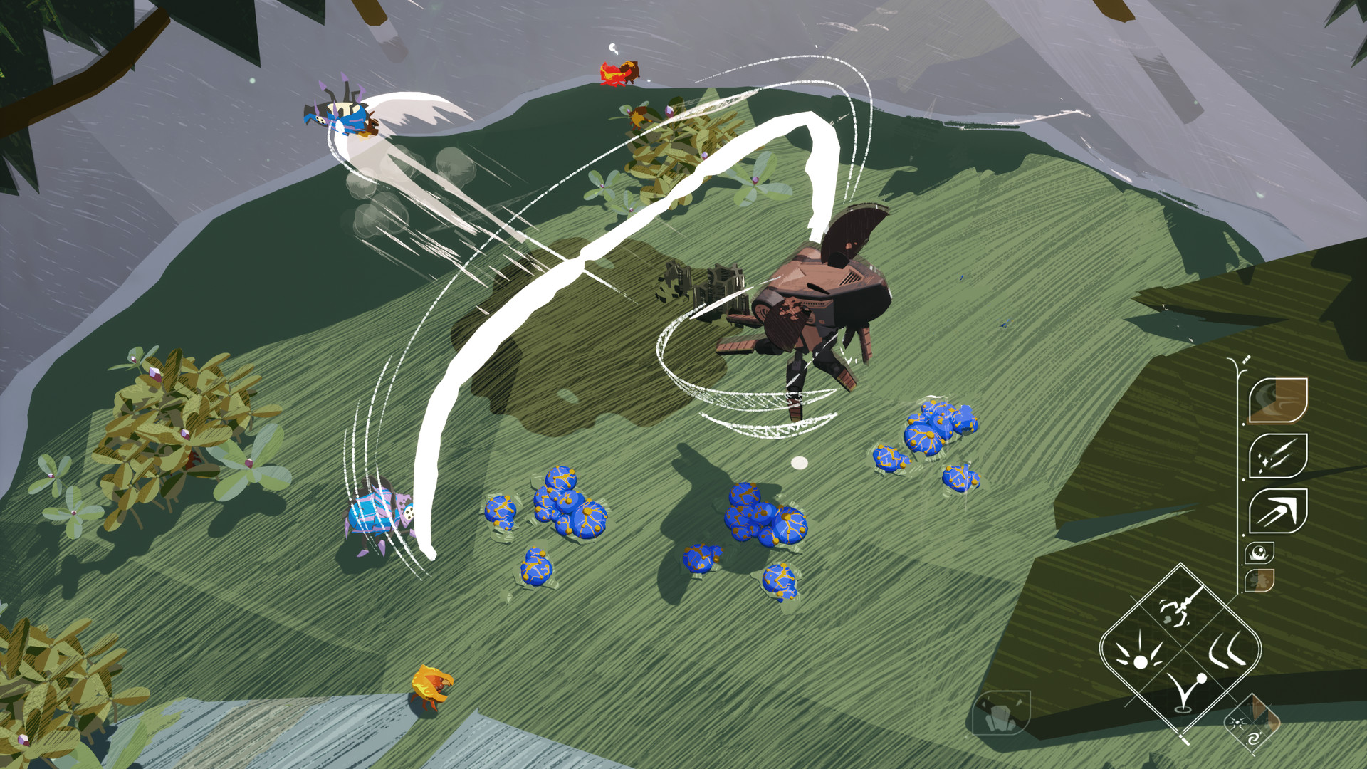 Take a Chill Adventure in a Bug-Sized Mech With <i>Stonefly</i>