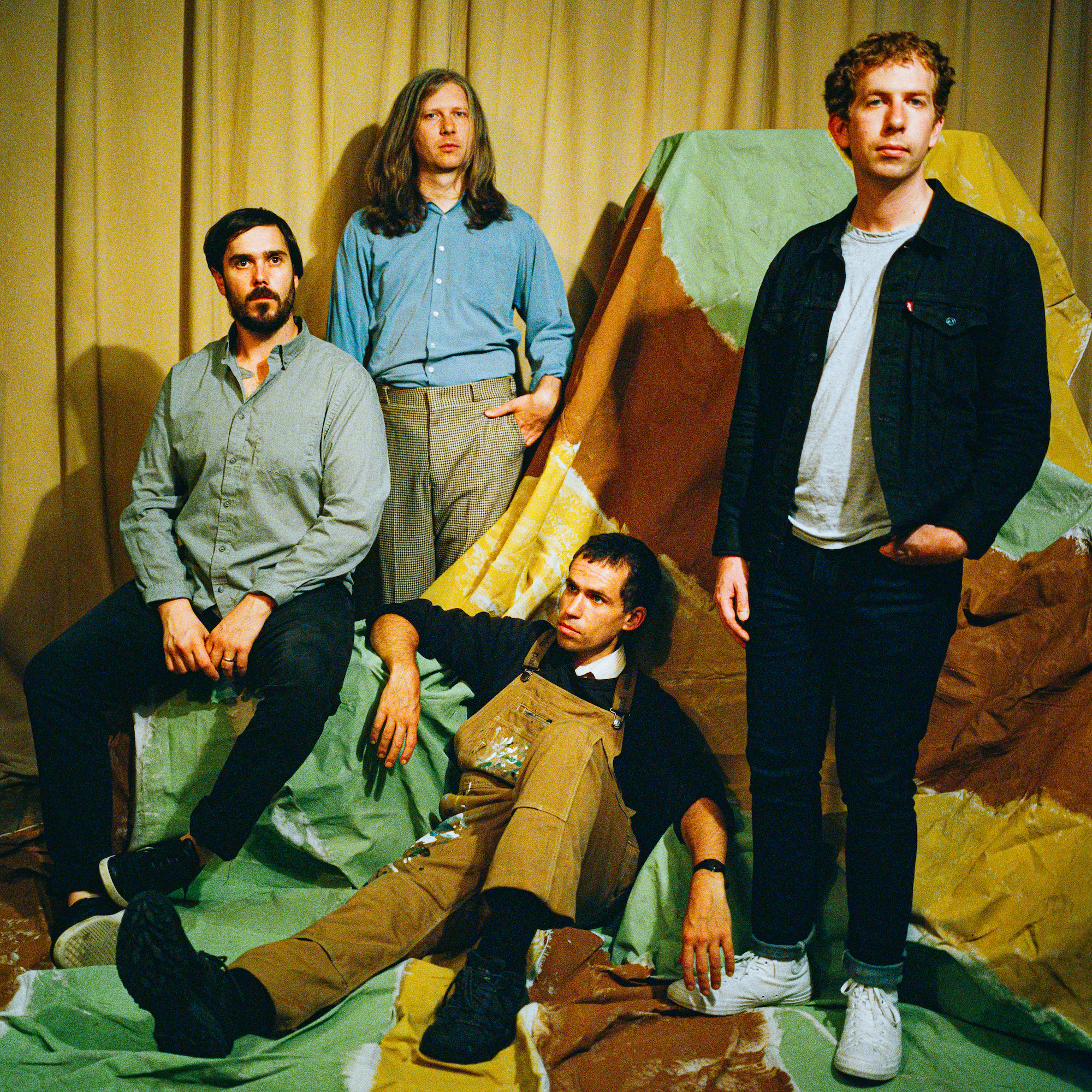 Parquet Courts Return With 'Walking at a Downtown Pace,' New Album <i>Sympathy for Life</i>