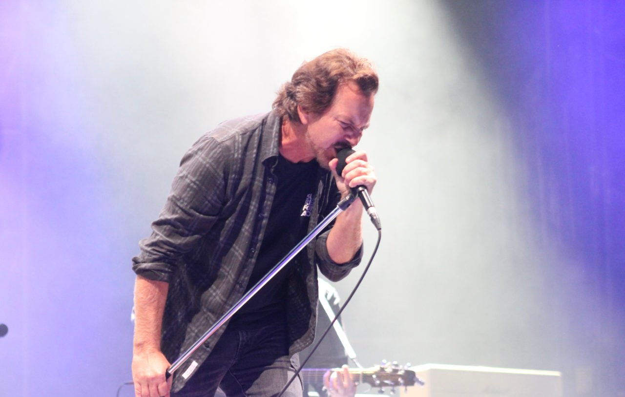 Eddie Vedder just debuted a new band with famous friends - cover
