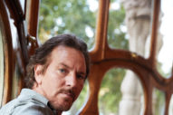 Eddie Vedder Unveils New Song 'Long Way' From New Album <i>Earthling</i>