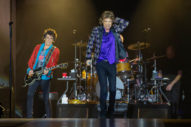 Watch the Rolling Stones' New 'Living In The Heart Of Love' Video in Paris