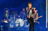 The Rolling Stones Play First Tour Date Without Charlie Watts