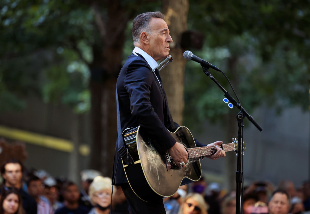 Watch Bruce Springsteen Perform at 9/11 Anniversary Memorial Ceremony