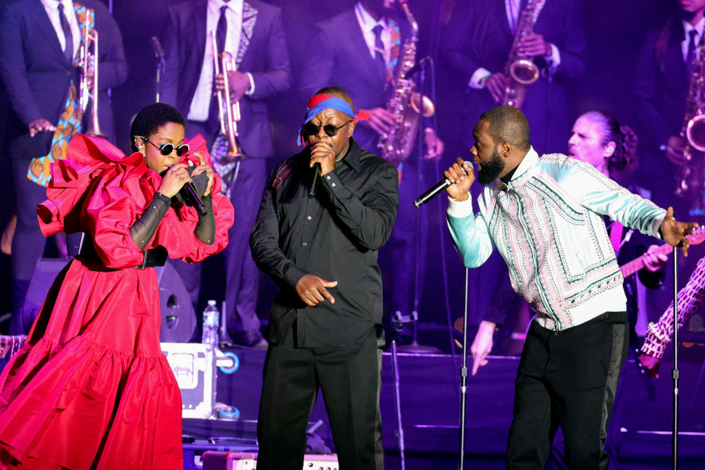 The Fugees Return to the Stage in Epic Fashion