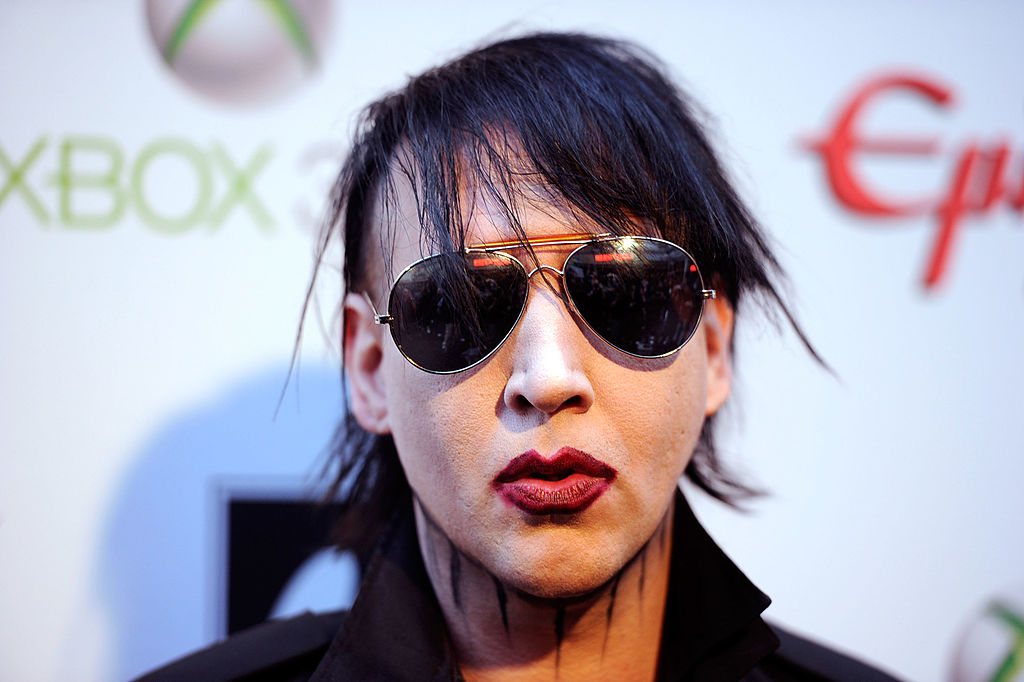 One of Marilyn Manson's Sexual Assault Lawsuits Dropped Due to Statute of Limitations