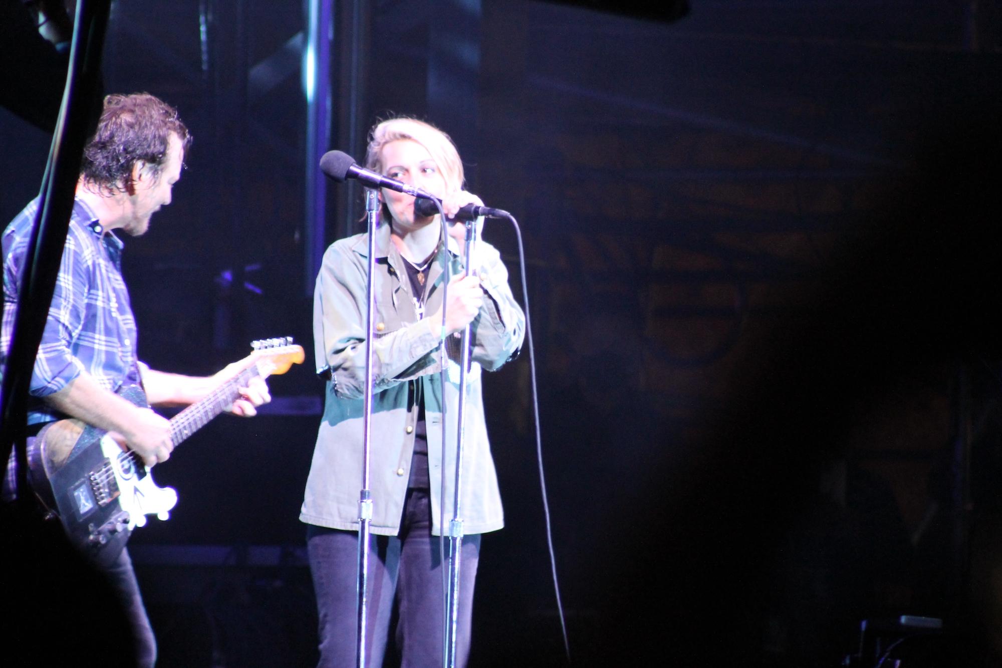 Watch Brandi Carlile Perform 'Better Man' With Pearl Jam