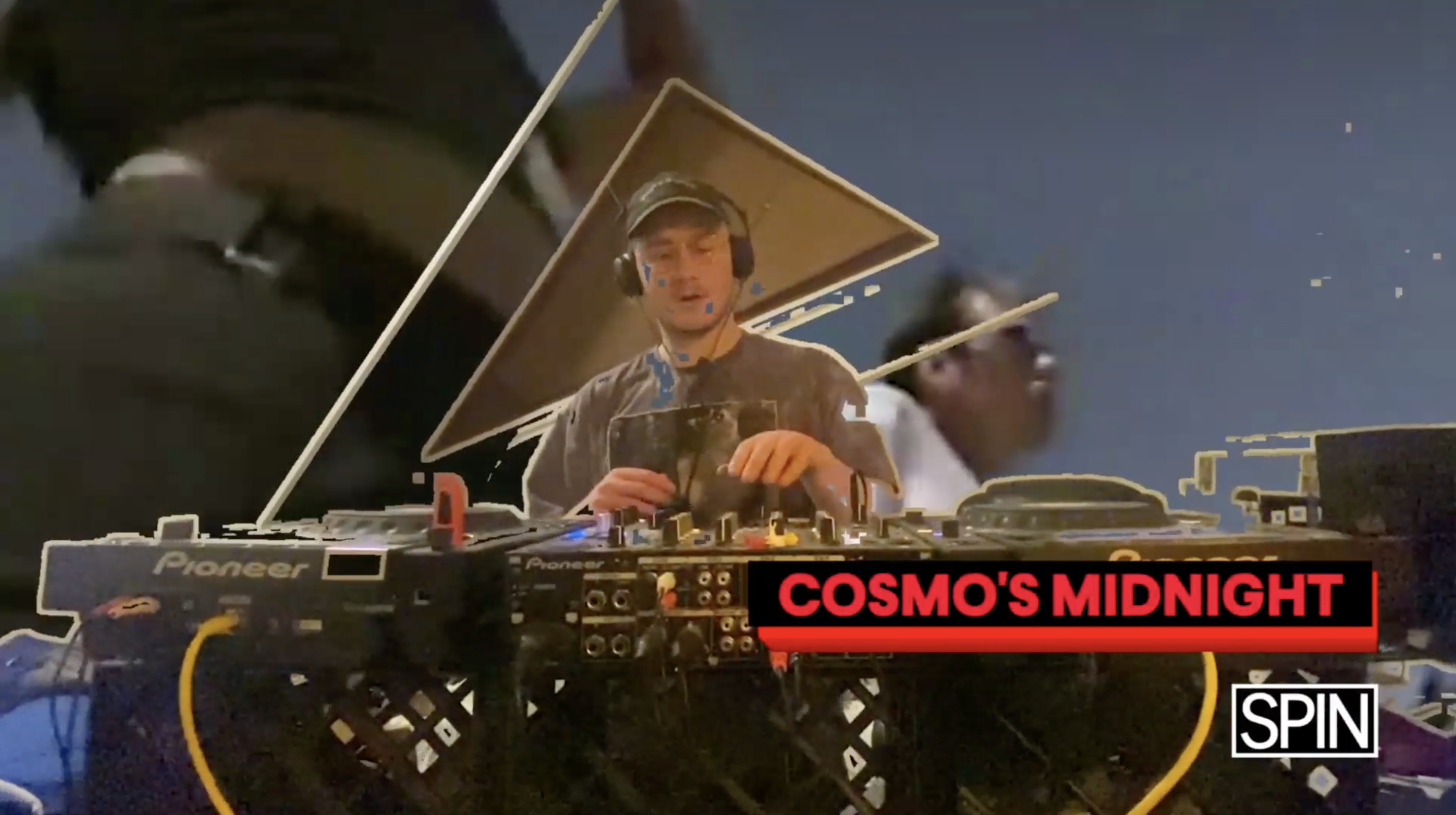 SPIN Sets | Cosmo's Midnight