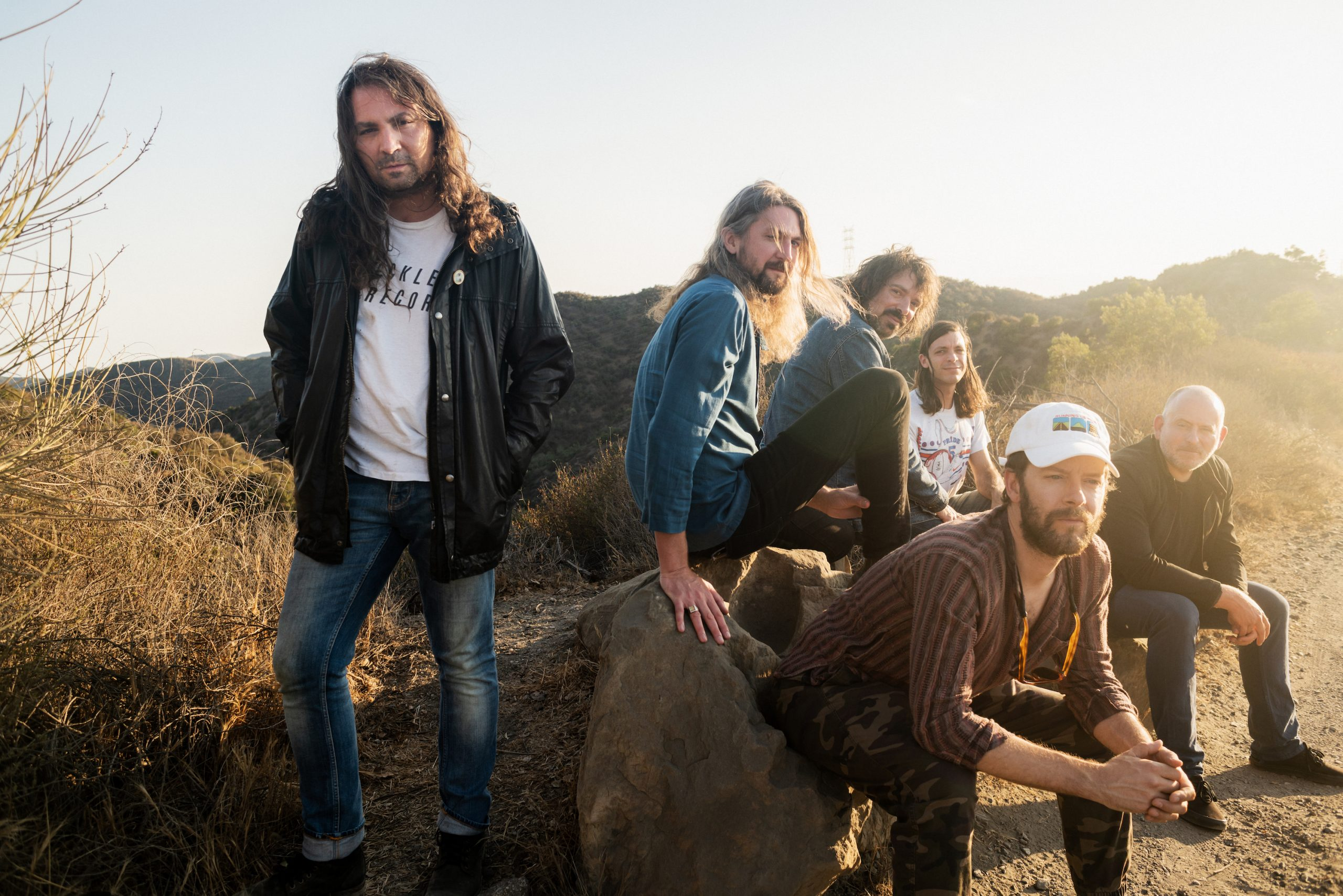 The War on Drugs Perform on a Rooftop in 'I Don't Live Here Anymore' Video