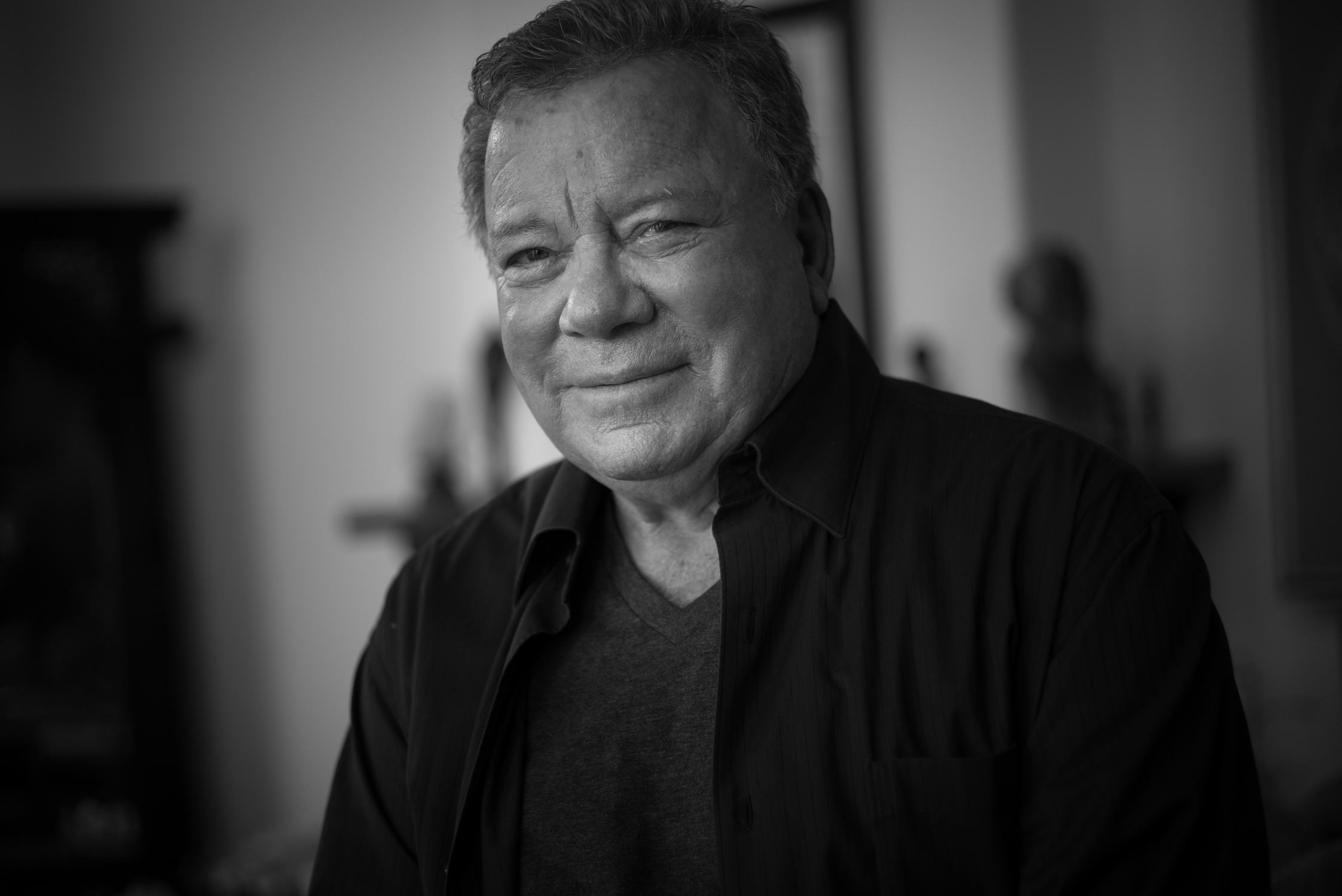 William Shatner Gets Personal on His Autobiographical New Album, <i>Bill</i>