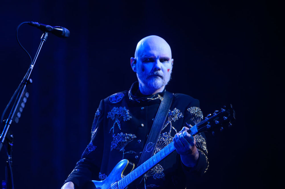 Watch Smashing Pumpkins Play 'Quiet' for the First Time Since 1994