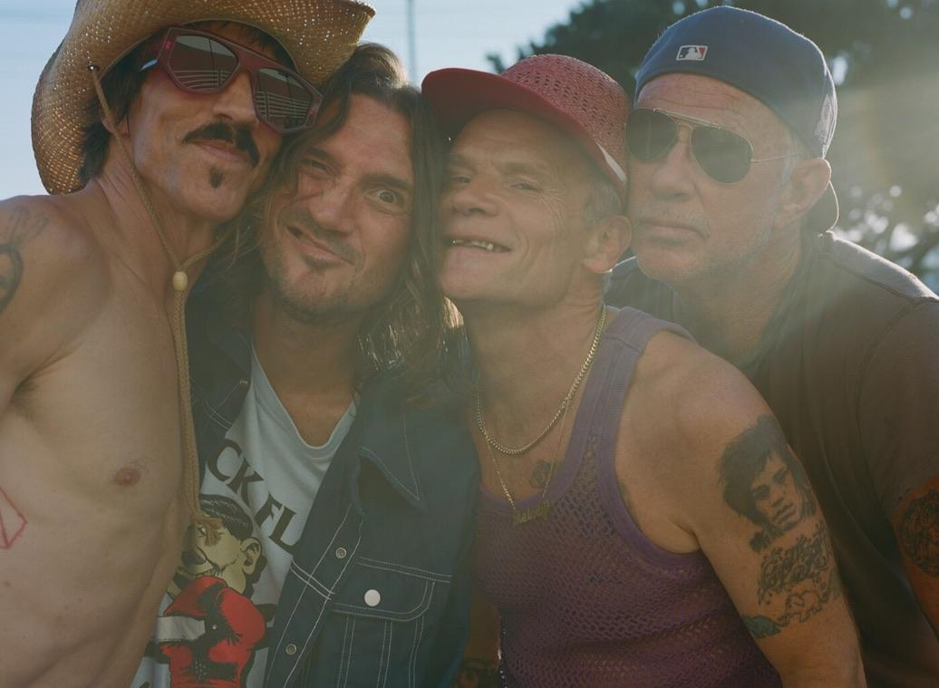 Red Hot Chili Peppers Announce 2022 Stadium Tour
