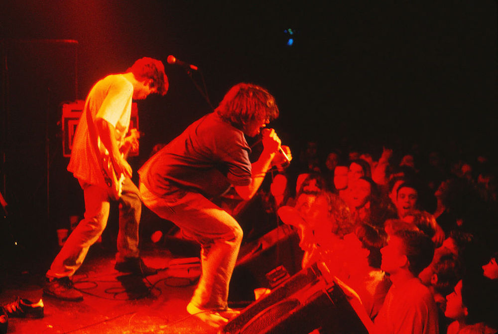 Ween at the Whisky