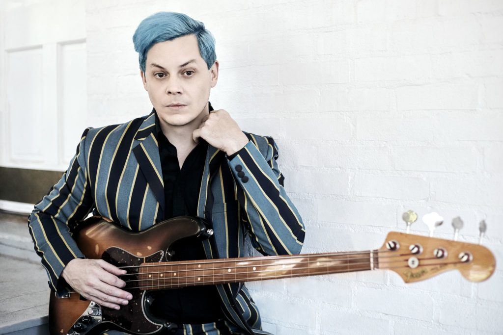Jack White is back - cover