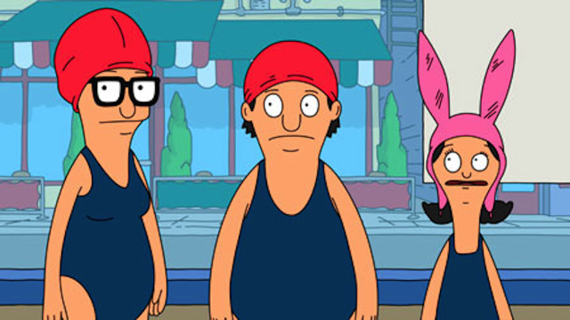 Bob's Burgers - Synchronized Swimming