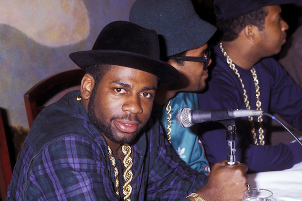 Jam Master Jay/ Photo by Getty Images