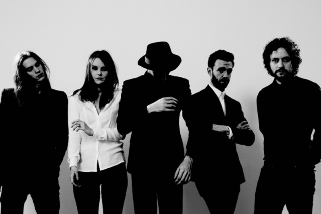 The Veils / Photo by Steve Gullick