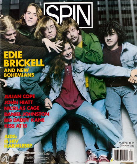 March 1989: Edie Brickell and the New Bohemians - Spin - 46