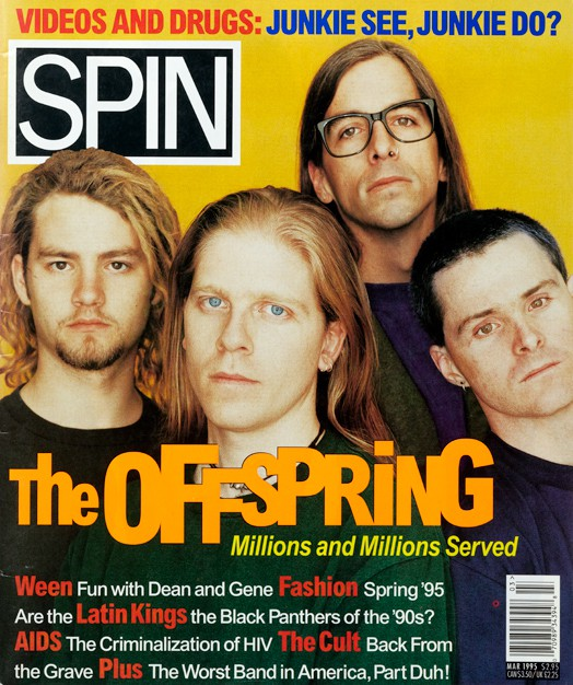 March 1995: The Offspring