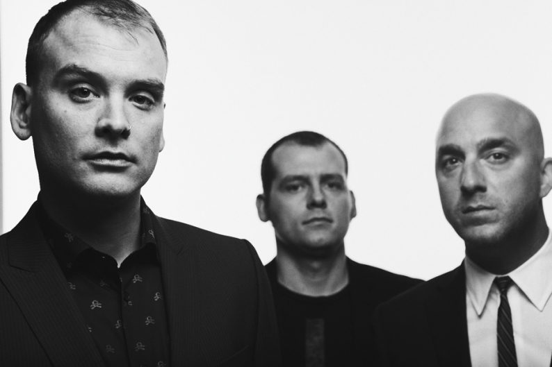 Alkaline Trio / Photo by Jonathan Wiener