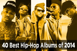 The 40 Best Hip-Hop Albums of 2014